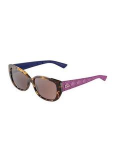 Christian Dior Lady 2 Cat-Eye Sunglasses