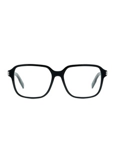 Christian Dior NeoDiorO 56MM Square Eyeglasses