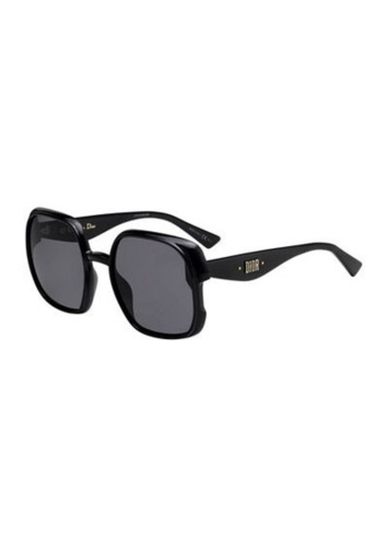 e36c5630ee Christian Dior Nuance Square Plastic Sunglasses