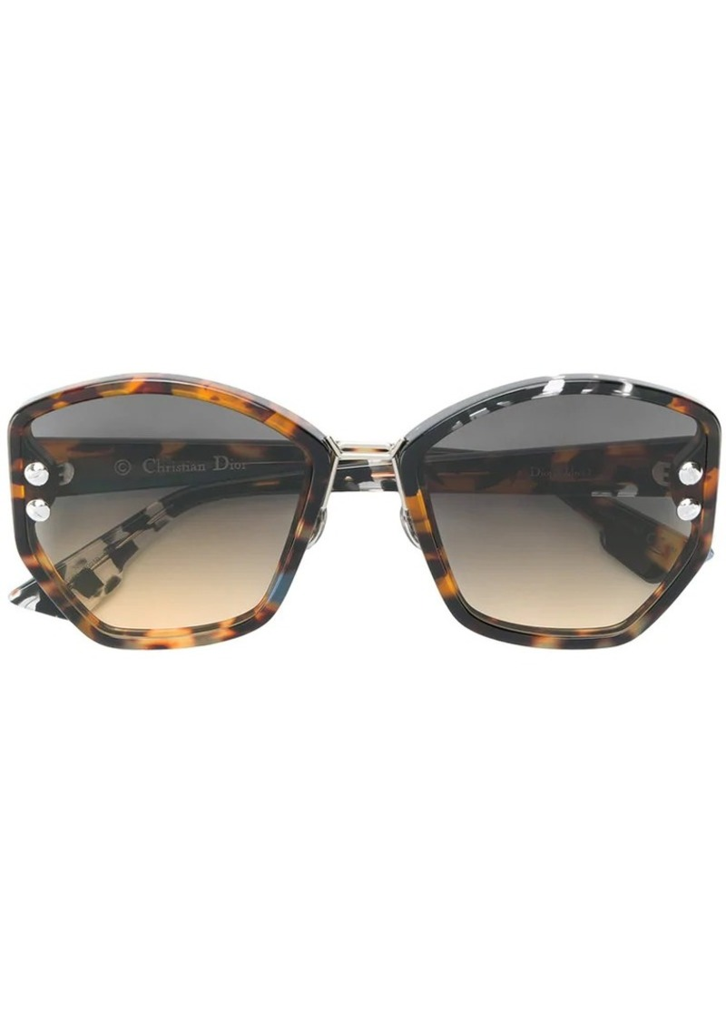 6312791ee4 SALE! Christian Dior oversized sunglasses
