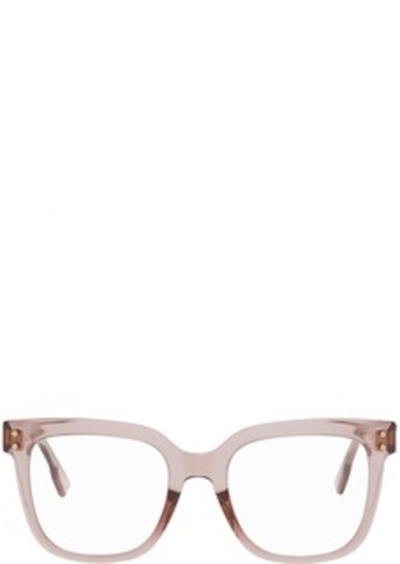 Christian Dior Pink DiorCD1F Glasses