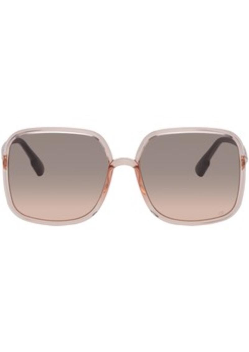 Christian Dior Pink DiorSoStellaire1 Sunglasses
