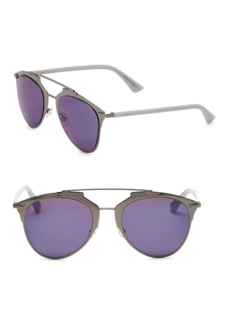 df583653e49 Christian Dior Reflected 52MM Modified Pantos Sunglasses