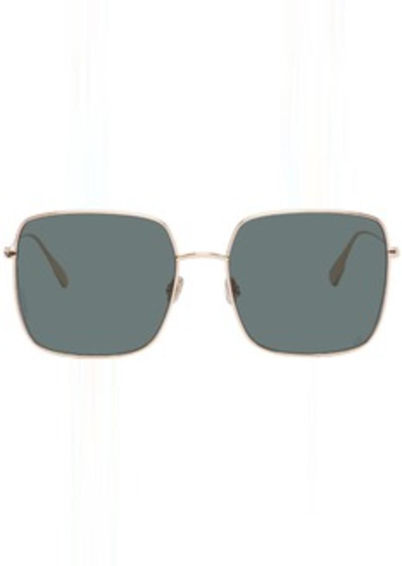 Christian Dior Rose Gold DIORSTELLAIRE1 Sunglasses