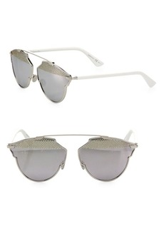Christian Dior So Real 48MM Studded Pantos Sunglasses