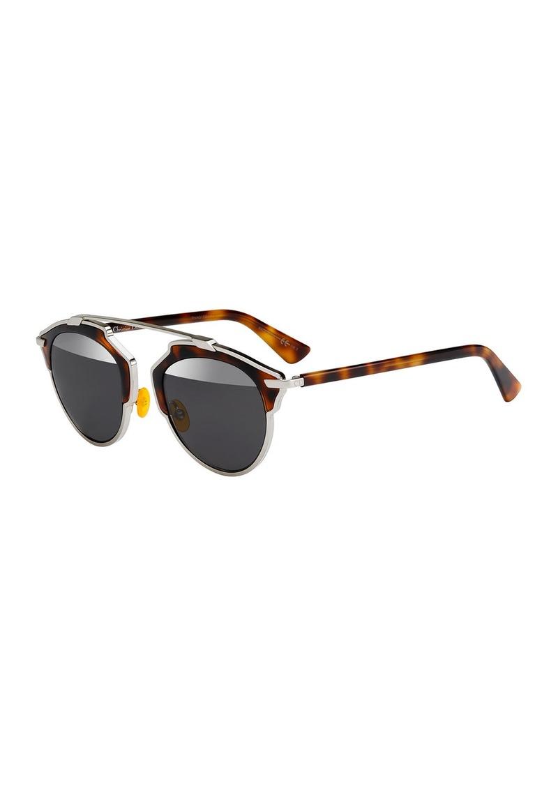 Christian Dior So Real Acetate Sunglasses