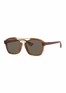 Christian Dior Square Abstract Sunglasses
