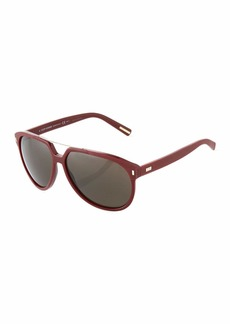 Christian Dior Square Plastic Sunglasses