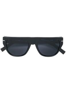 Christian Dior square shaped sunglasses