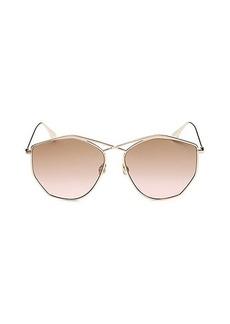 Christian Dior Stellaire 4 59MM Geometric Sunglasses