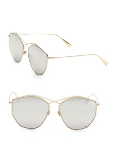Christian Dior Stellaire 59MM Round Sunglasses