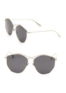 Christian Dior Stellaire 59MM Round Sunglasses