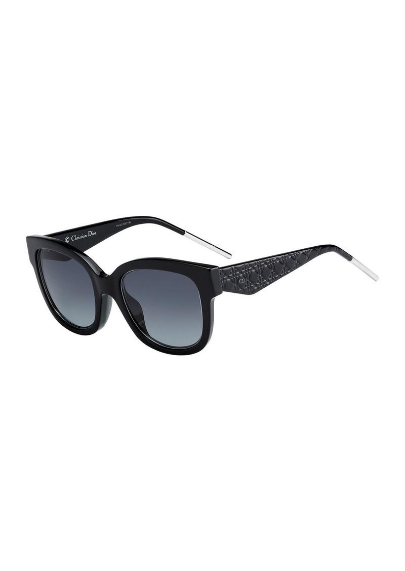 Christian Dior Verydior1 Square Acetate Sunglasses