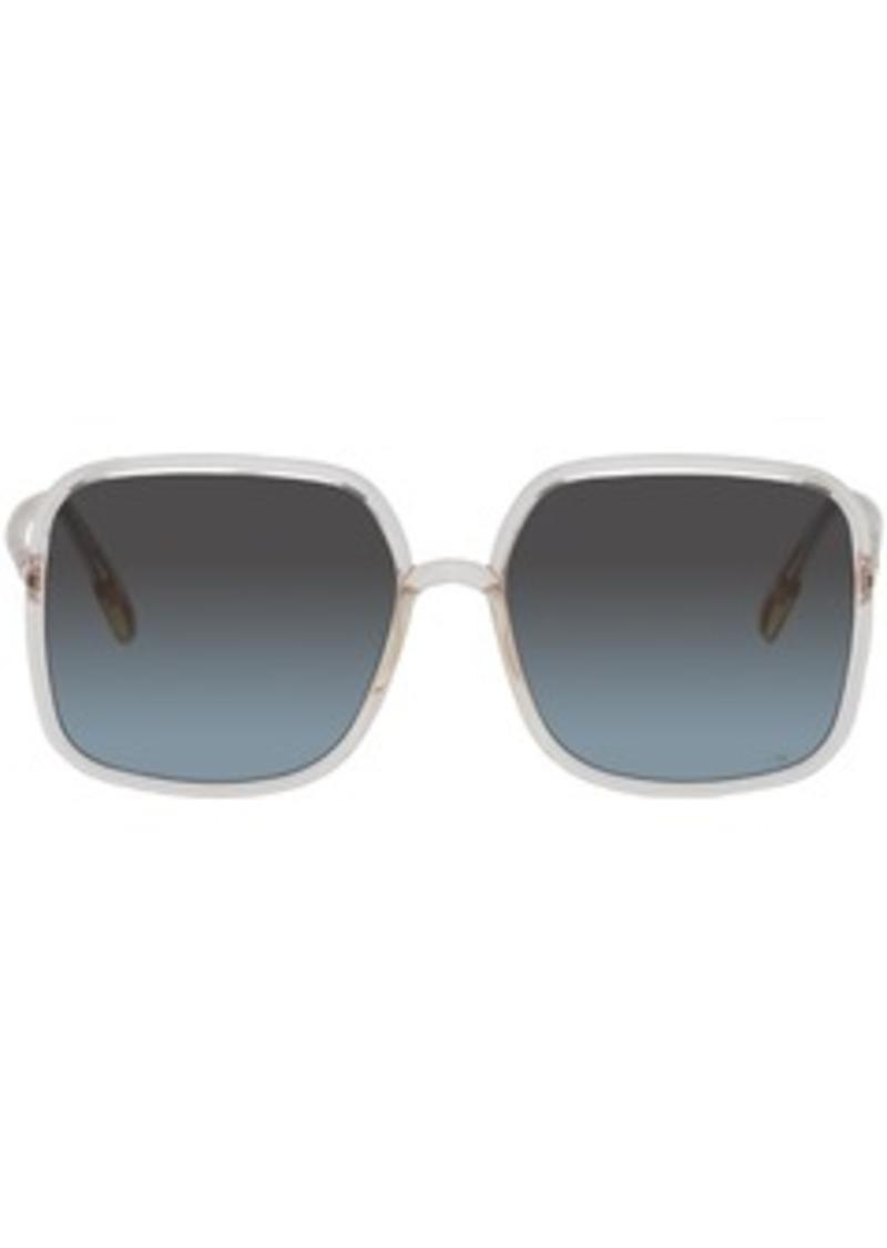 Christian Dior Yellow DiorSoStellaire1 Sunglasses