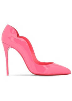 Christian Louboutin 100mm Hot Chic Patent Leather Pumps