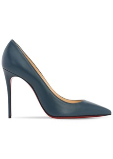 Christian Louboutin 100mm Kate Leather Pumps