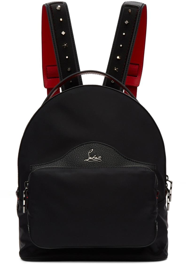 4ac657021dd Black Backloubi Backpack