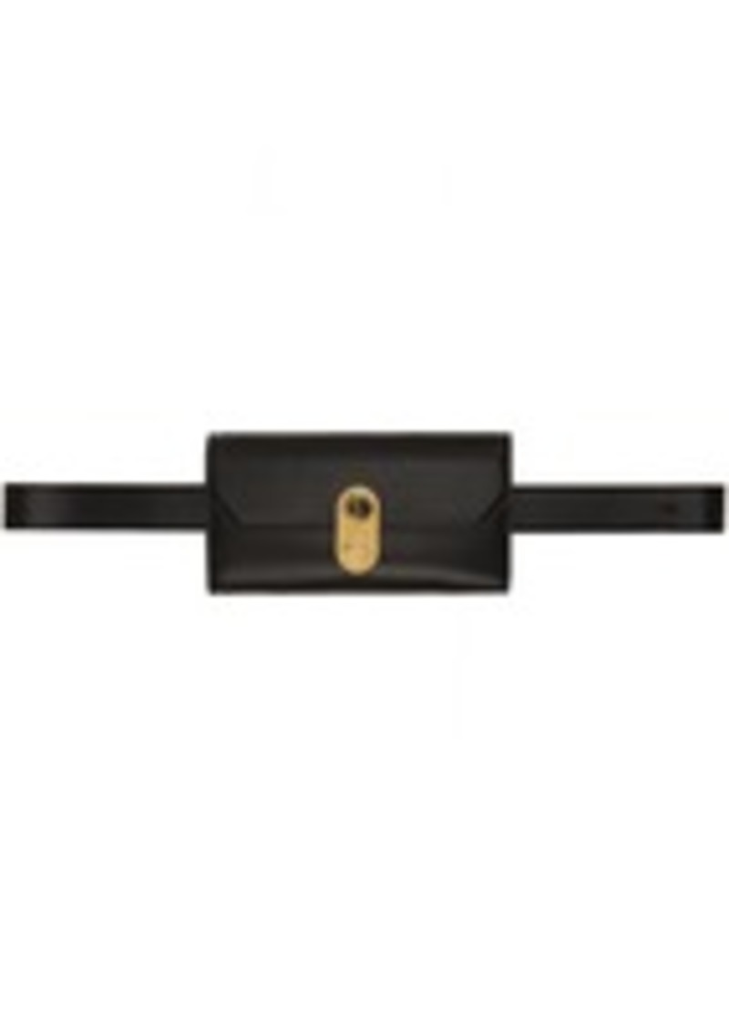 Christian Louboutin Black Elisa Belt Bag