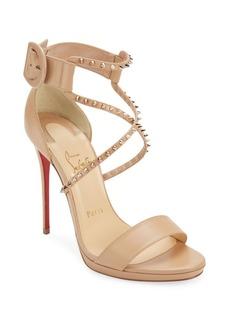 Christian Louboutin Choca Studded Sandals