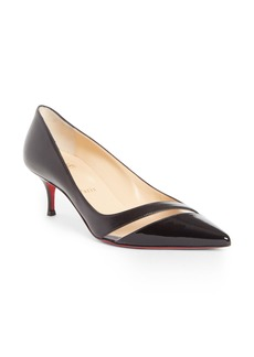 Christian Louboutin 17th Floor Pointy Toe Pump (Women)