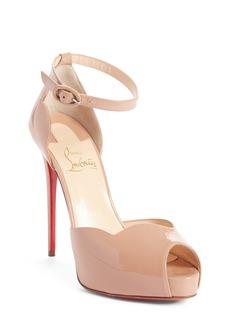 Christian Louboutin Aketata Ankle Strap Sandal (Women)