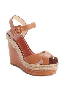 Christian Louboutin Almeria Platform Wedge Sandal (Women)