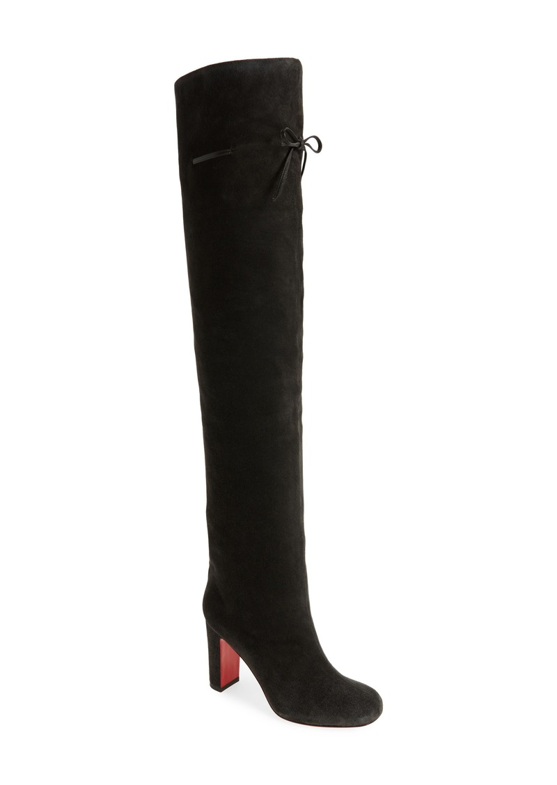 8276264af89 Christian Louboutin Christian Louboutin Alta Gant Over the Knee Boot ...