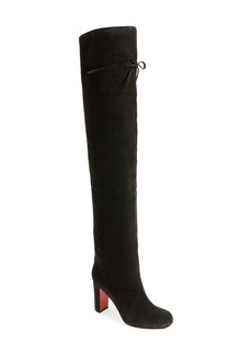 Christian Louboutin Alta Gant Over the Knee Boot (Women)