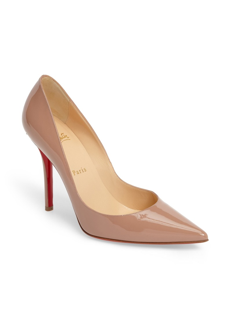 6e9714294af Apostrophy Pointy Toe Pump (Women)