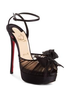 Christian Louboutin Artydiva Platform Ankle Strap Sandal (Women)