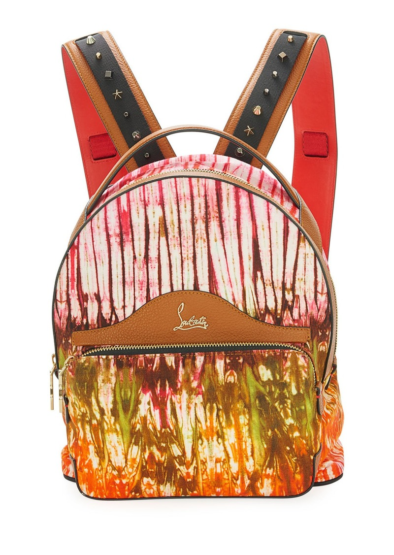 358a34076ab Backloubi Small Canvas Backpack