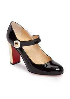 Christian Louboutin Bibaba Mary Jane Pump
