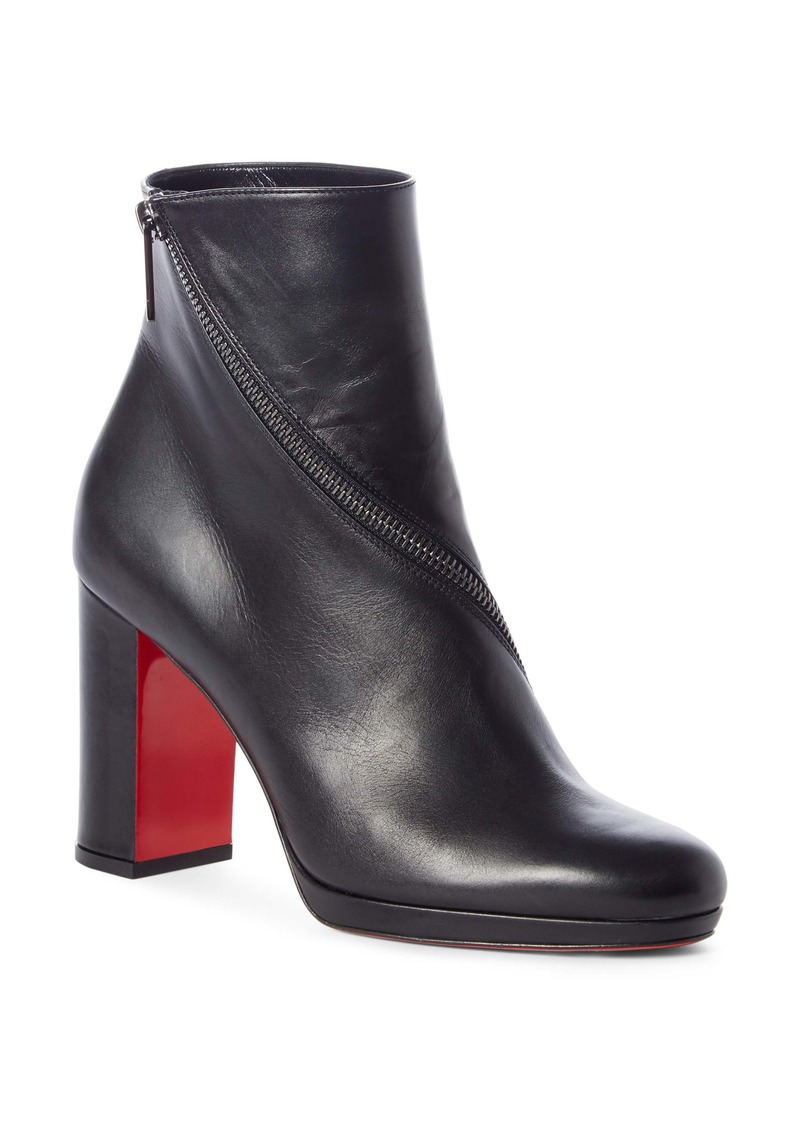 Christian Louboutin Birgitta Zip Around Bootie (Women)