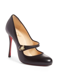 Christian Louboutin Booton Mary Jane Pump (Women)