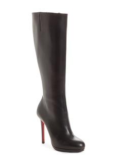 Christian Louboutin Botalili Knee High Boot (Women)