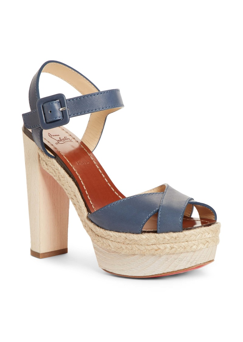 sale retailer 08439 76b4e Cabana Platform Sandal (Women)