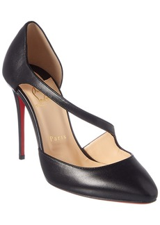 Christian Louboutin Catchy One 100 Leather Pump