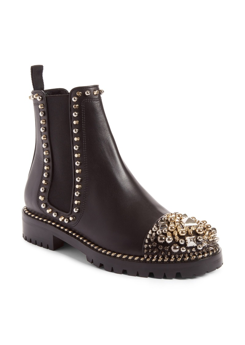 christian louboutin boots for women