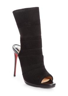 Christian Louboutin Cheminene Sock Sandal (Women)