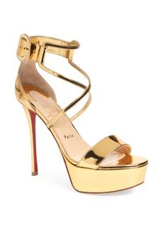 Christian Louboutin Choca Platform Sandal (Women)