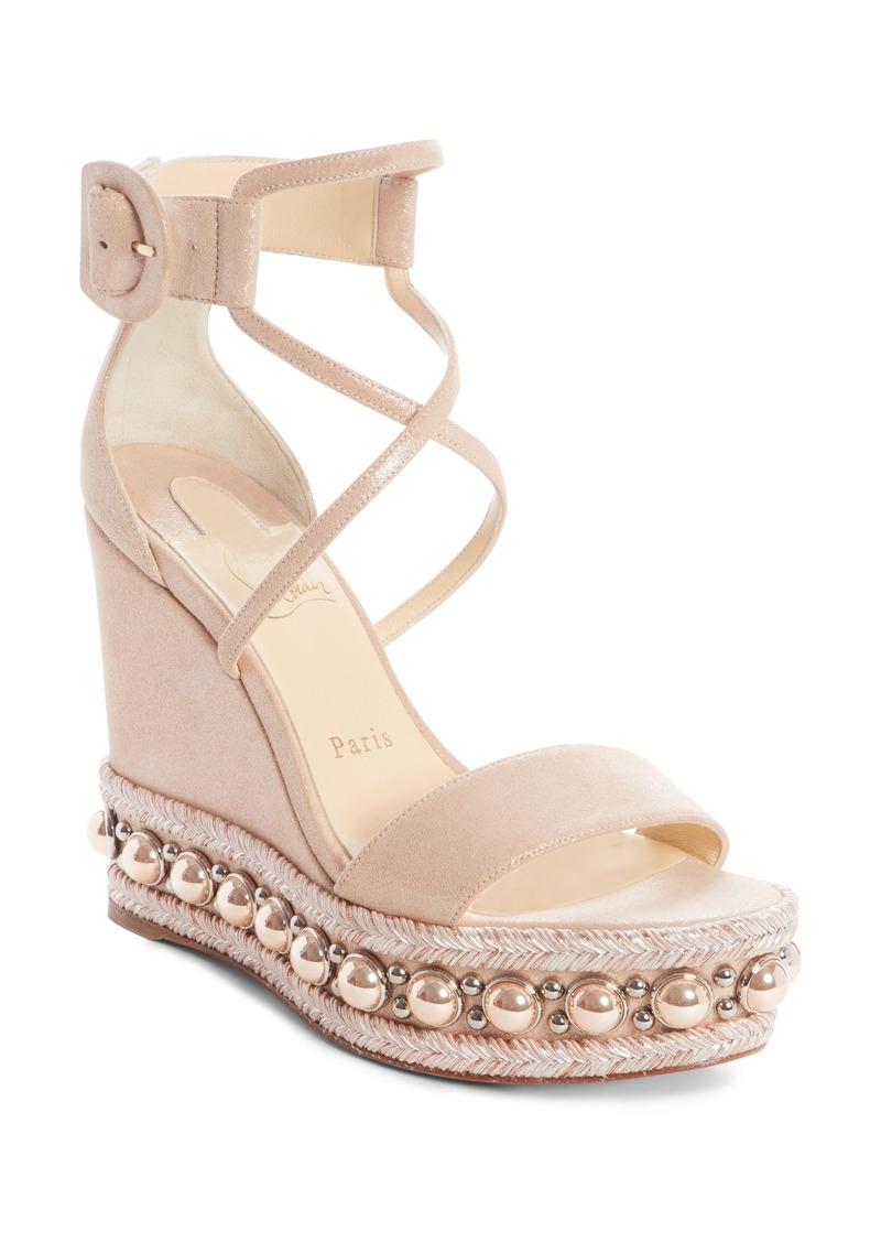 premium selection ccea4 0a907 Chocazeppa Ornament Platform Wedge Sandal (Women)
