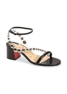 Christian Louboutin Corinne Bubble Strap Sandal (Women)