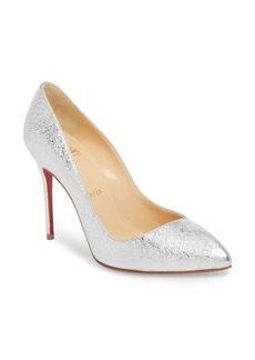 Christian Louboutin Corneille Metallic Pump (Women)