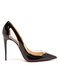 Christian Louboutin Cosmo 554 100 patent-leather pumps