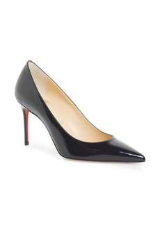 Christian Louboutin Décolleté Pointy Toe Pump (Women)
