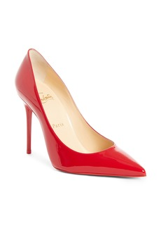 Christian Louboutin 'Decollete' Pointy Toe Pump (Women)