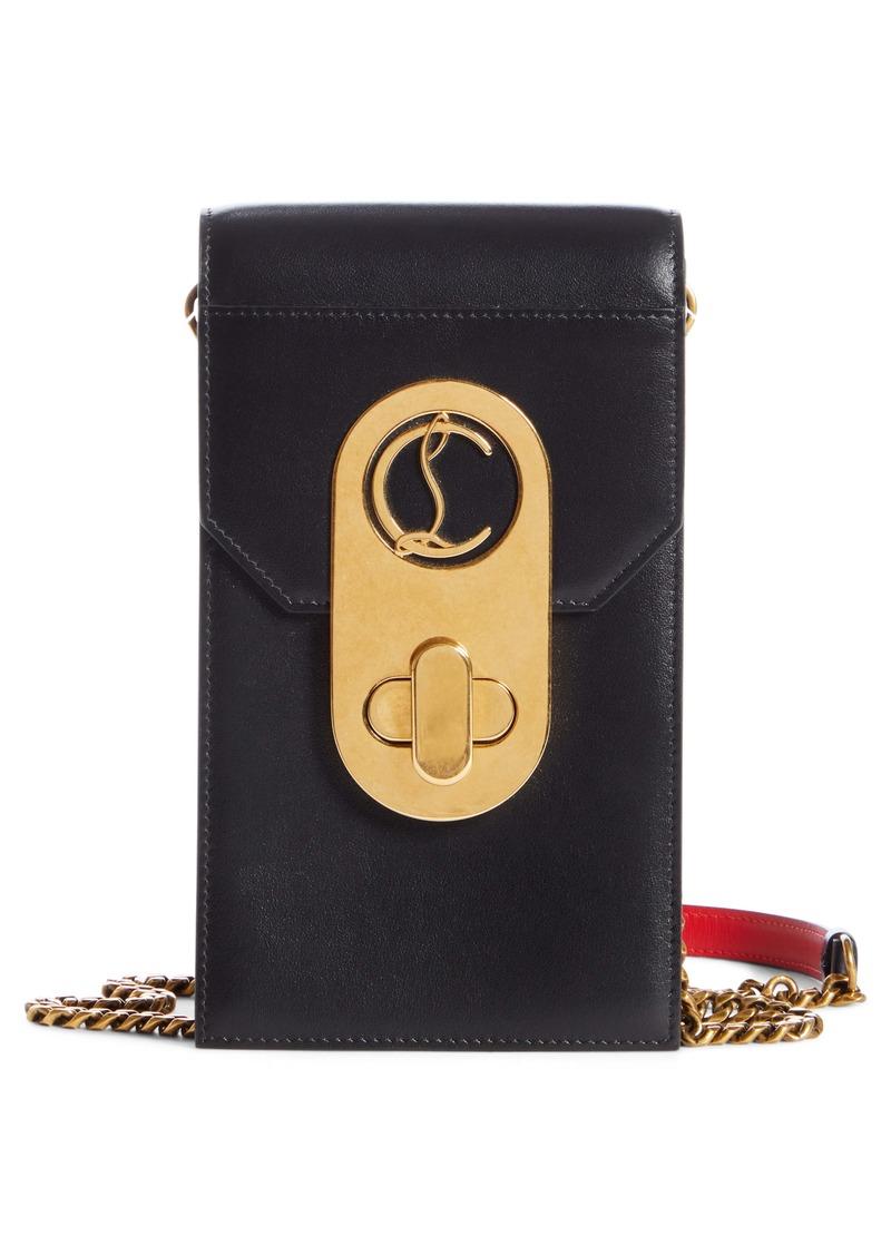 Christian Louboutin Elisa Phone Crossbody Bag