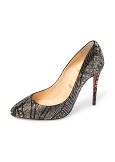 Christian Louboutin Eloise Embellished Pump (Women) (Nordstrom Exclusive)