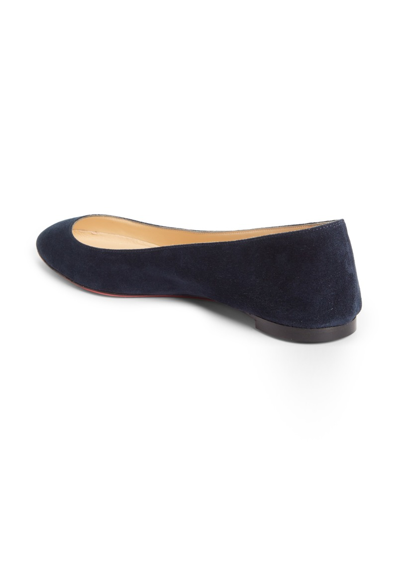 best value 548f8 a2538 Christian Louboutin Christian Louboutin Eloise Flat (Women) | Shoes