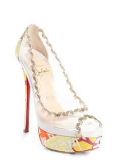 Christian Louboutin Fictoire Pump (Women)